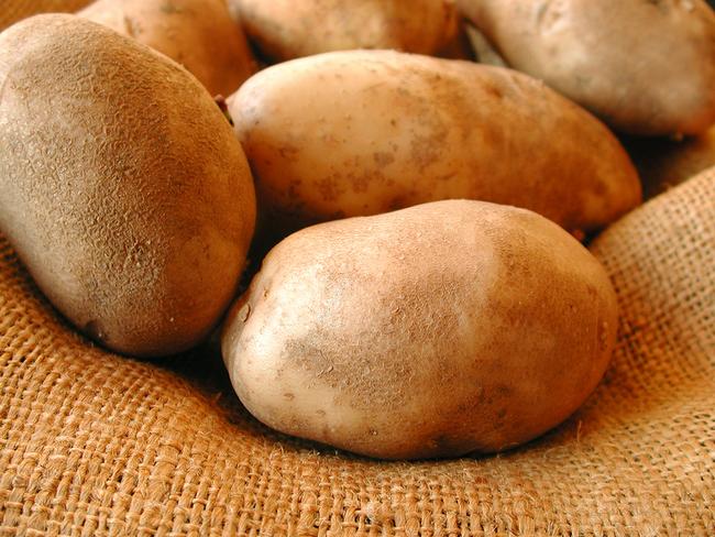 kentang pun boleh hilangkan karat besi