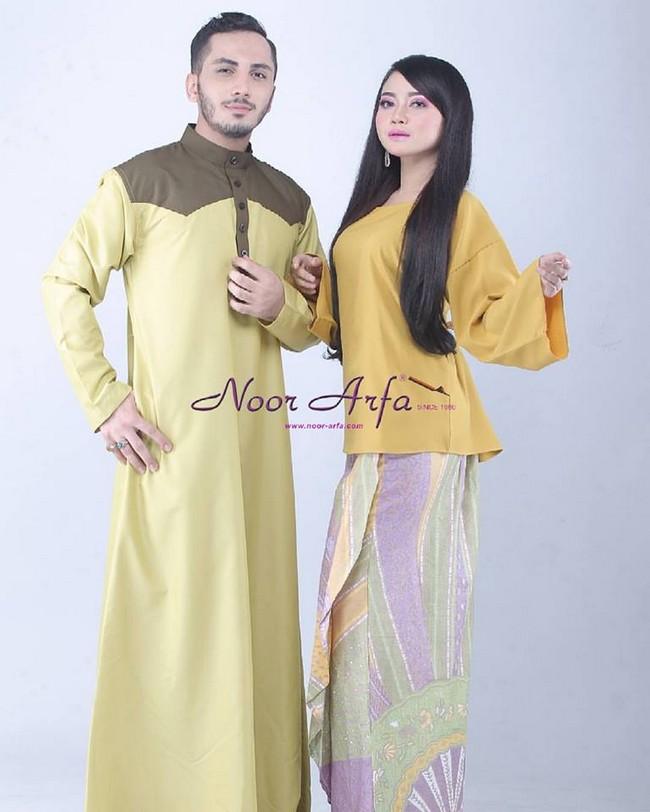 noor arfa batik 01