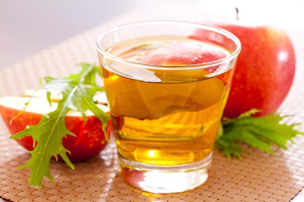 rawatan-resdung dengan madu dan cuka epal