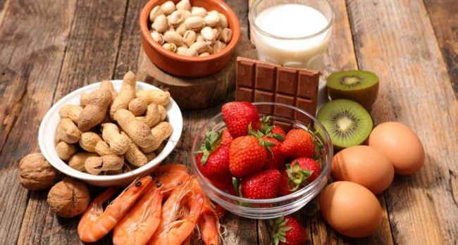 rawatan-resdung dengan makanan berkhasiat