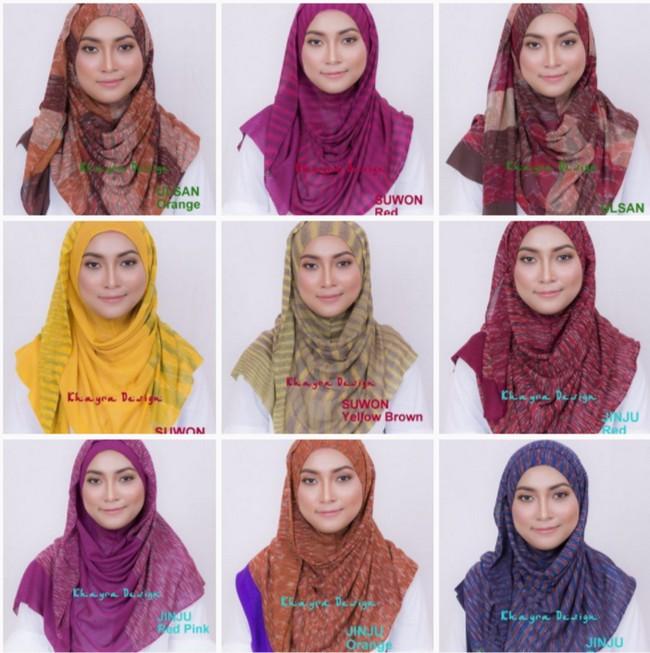 shawl labuh 30