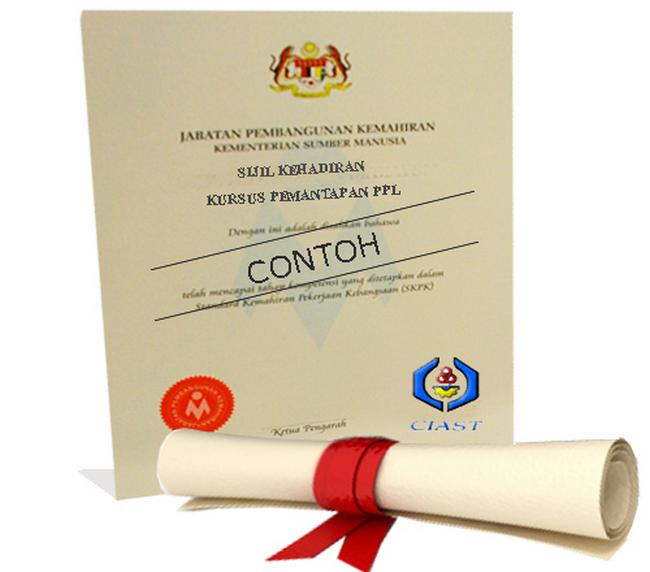 sijil dan diploma kemahiran malaysia