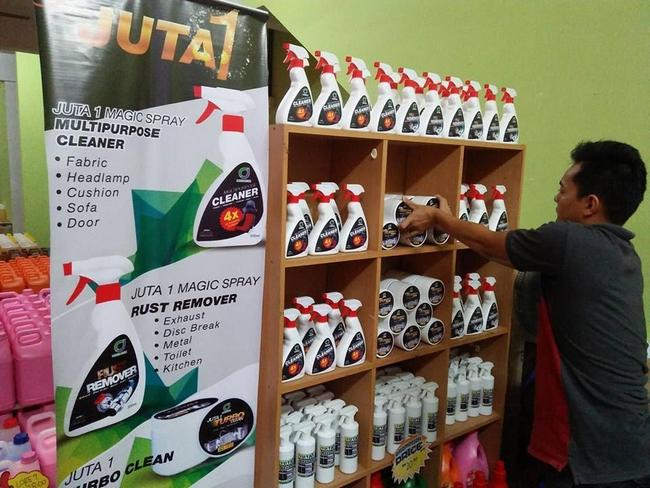 spray anti karat untuk tips hilangkan karat besi dengan cepat