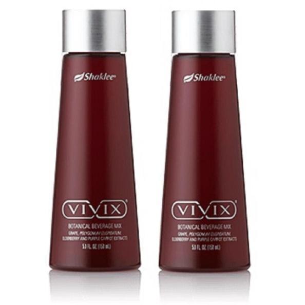 vivix shaklee bantu rawat sakit sendi dan sakit jantung