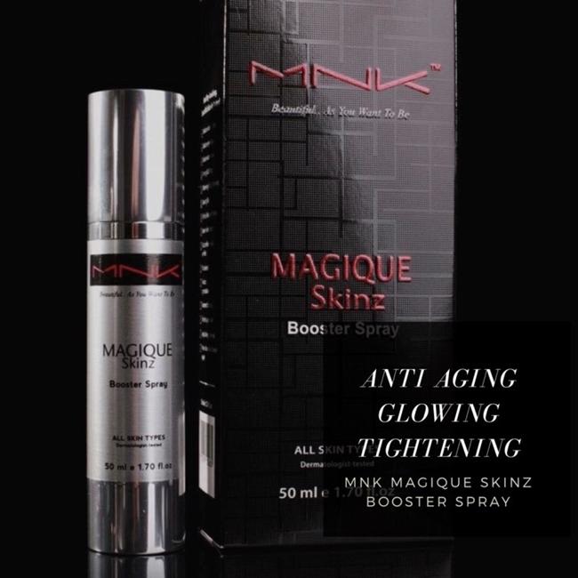 mnk magic skinz untuk kulit cerah berseri