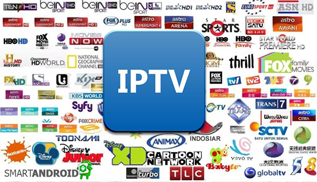 TV CHannel Android TV Box Murah