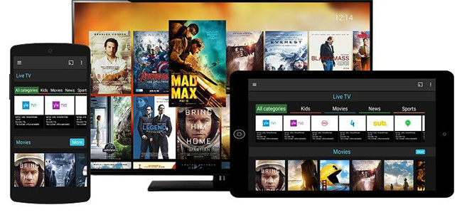 Lebih VOD Android TV Box Murah