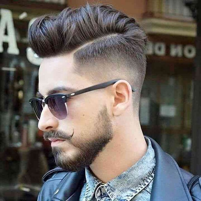 Barber Shop Terbaik Di Sungai Petani dengan Gaya Pompadour