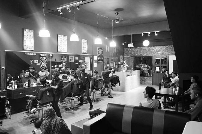 Ciri-ciri Barber Shop Terbaik Di Sungai Petani