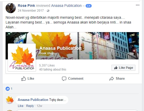 Beli Buku Novel Murah Secara Online Di Malaysia