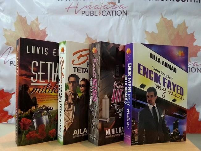 Beli Buku Novel Murah Secara Online Dari Anaasa Publication