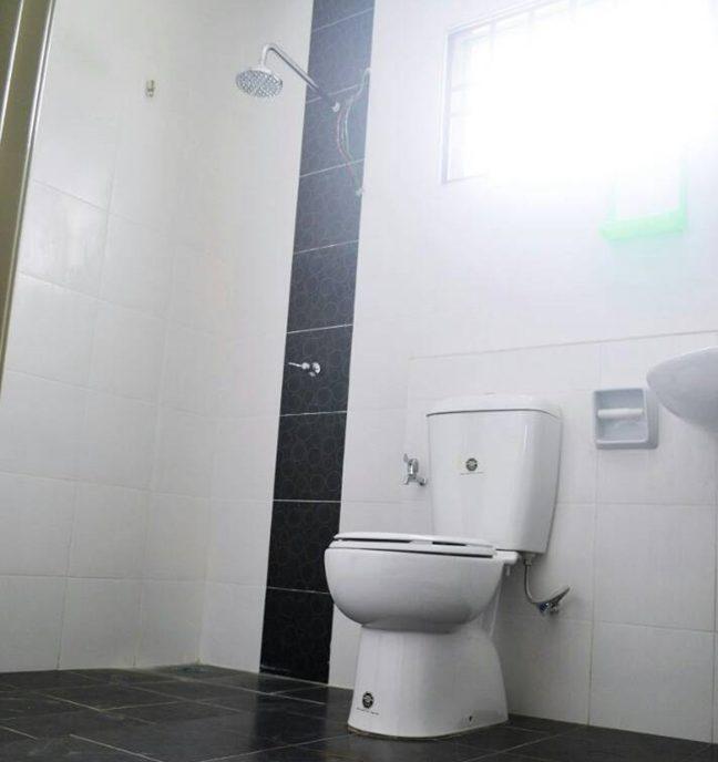 bilik air homestay kepala batas bertam