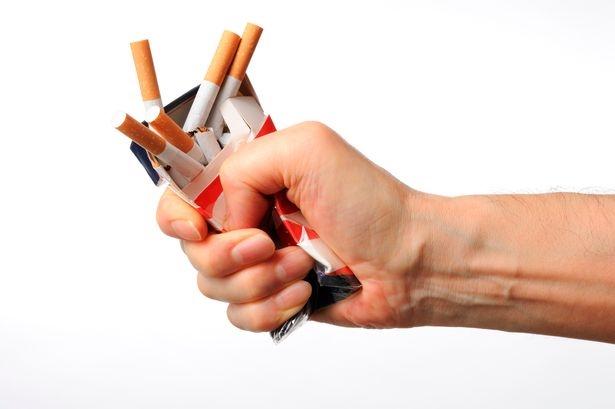 turunkan kolesterol tanpa rokok