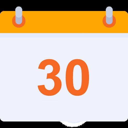 pati lanchar tahan untuk 30 hari penggunaan