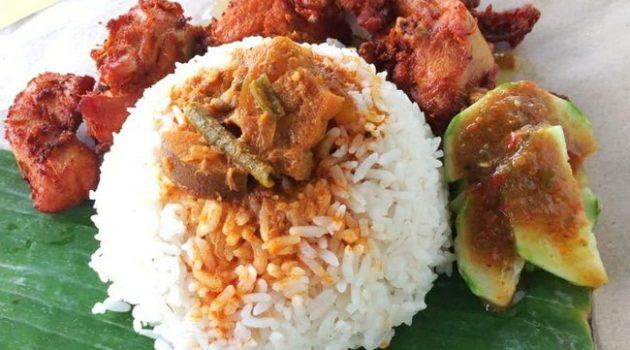 Kedai Makan Sedap Di Perak Warung Awok Manjung 4