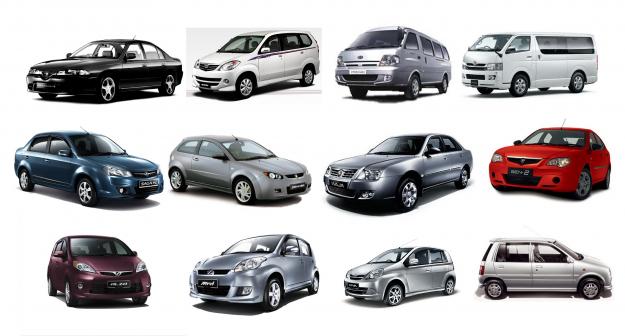 jenis dan model kereta sewa murah di nilai