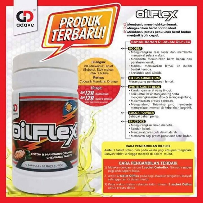 Tips Langsingkan Badan denagan Oil Flex