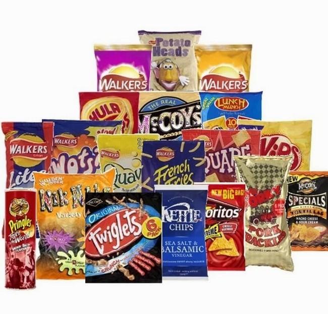 Tips Langsingkan Badan iaitu Menghindari dari Makanan Snack