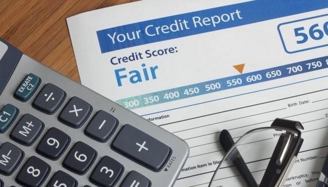 maklumat kredit score peminjam