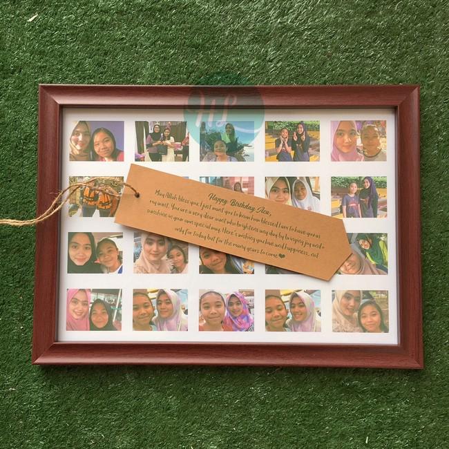 bingkai gambar custom made murah hola lulu