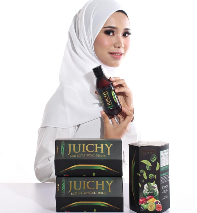 cara pengambilan juchy advance supliment