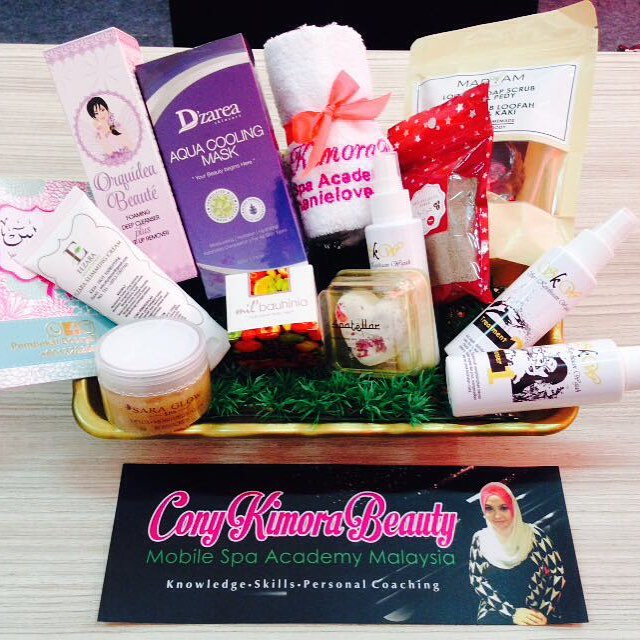 cony kimora beauty spa