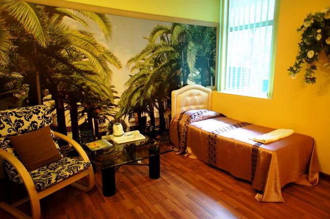 dekorasi hotel apartment wangsa maju