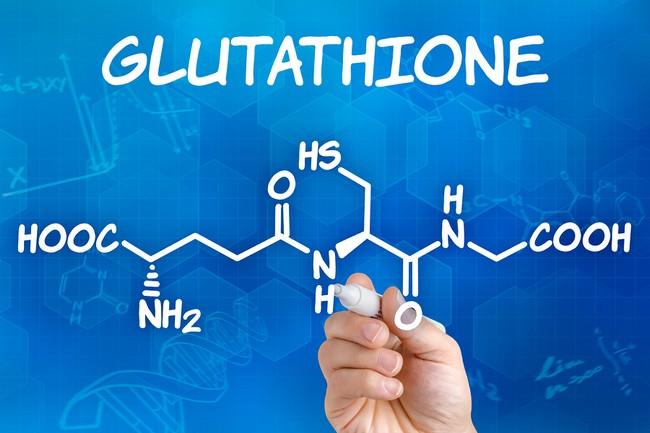 gluthatione agen melembutkan kulit muka