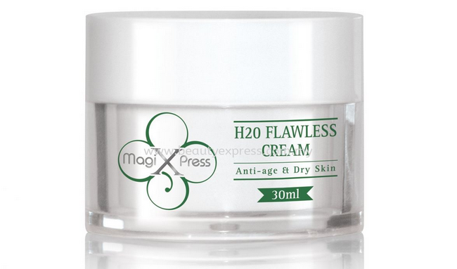 h2o flawless cream