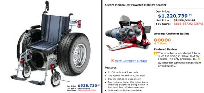 harga kerusi roda custom made mahal