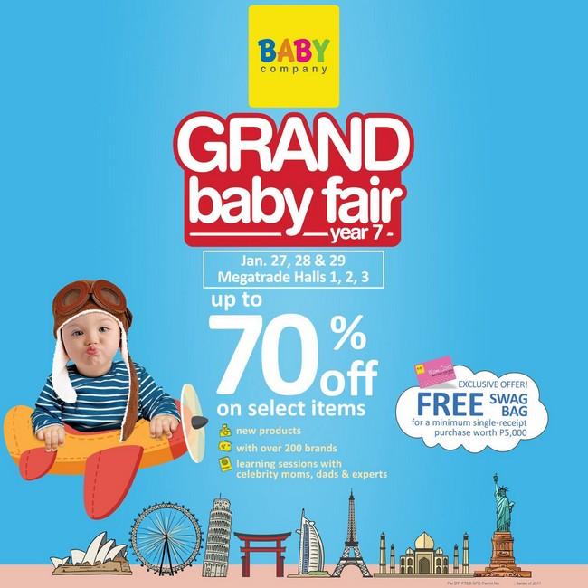 ikuti perkembangan baby fair untuk dapatkan harga terbaik barangan bayi new born