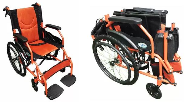 jenis kerusi roda manual murah