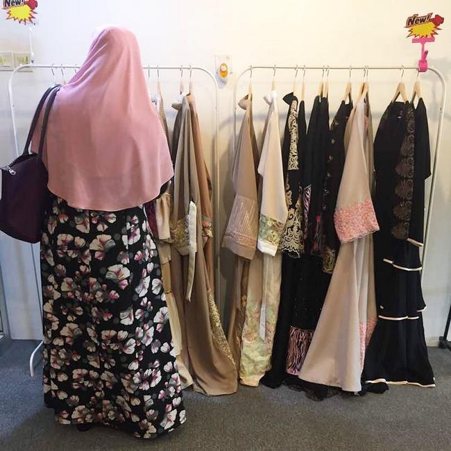 koleksi jubah abaya berkualiti tinggi dengan harga murah