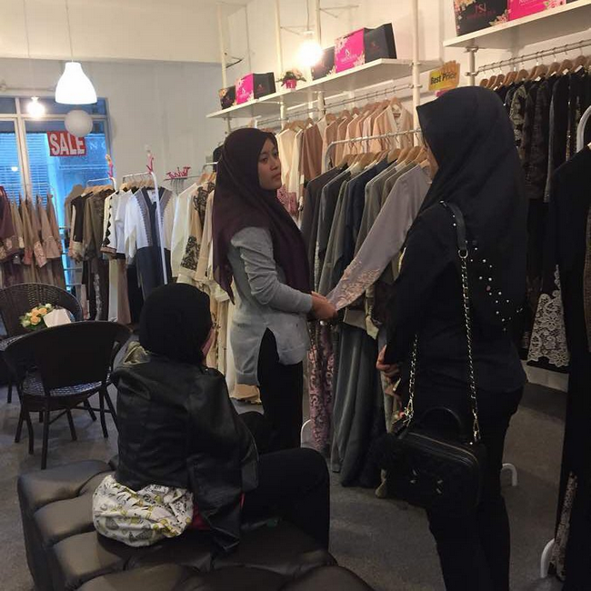 butik fesyen jubah abaya berkualiti tinggi dengan harga murah
