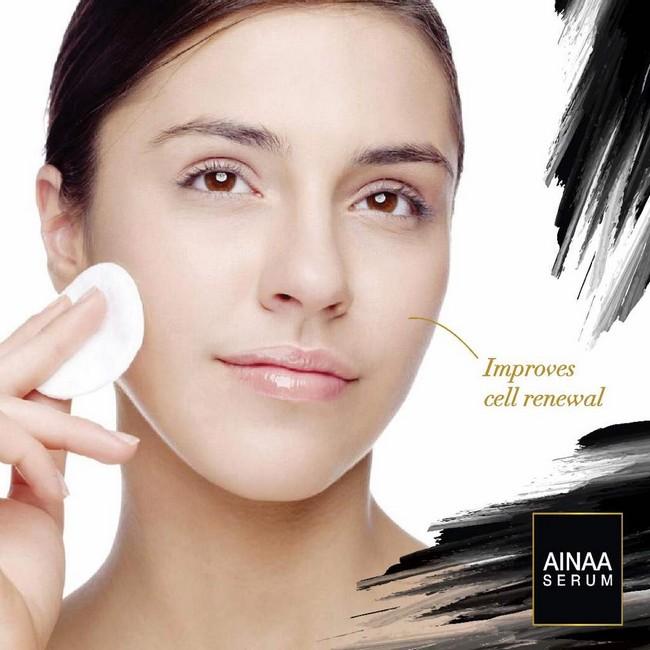 kelebihan menggunakan ainaa serum untuk cantikkan kulit