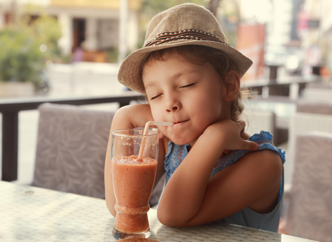 kelebihan minum air coklat untuk anak-anak menstabilkan emosi