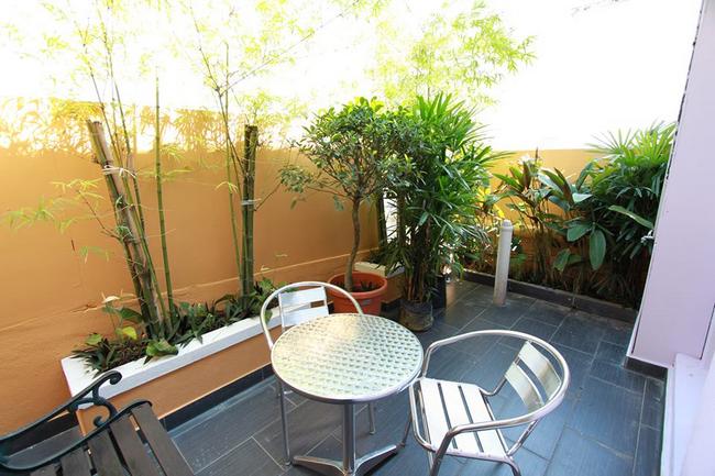 kemudahan dan persekitaran hotel apartment wangsa maju