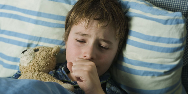 kesihatan anak terjejas dengan kualiti udara yang kotor