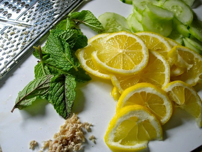 makan herba tradisional cara mudah dapatkan kulit muka lembut seperti bayi