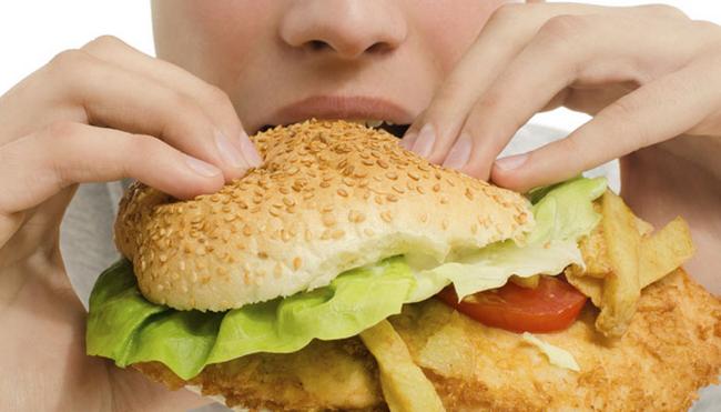 makanan berlemak dan berminyak faktor masalah rambut terjadi