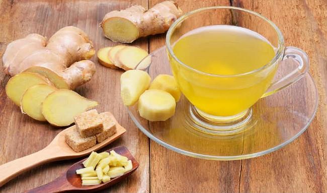 minum air halia antara ubat gastrik paling mujarab