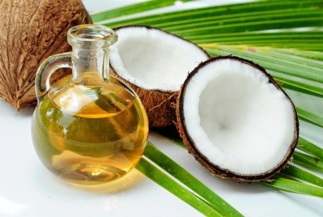 minyak kelapa penawar luka akibat salah urutan