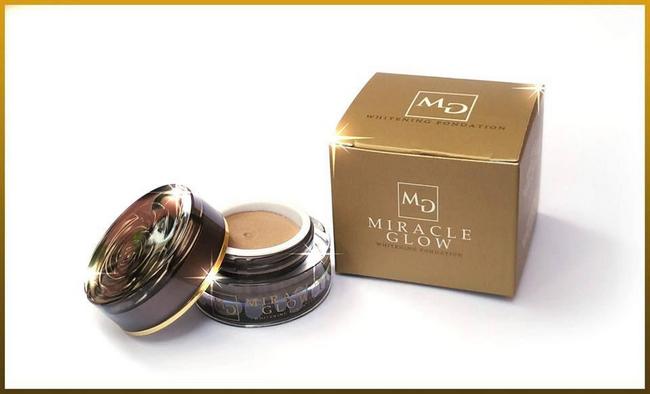 miracle premium grade foundation untuk hilangkan masalah kulit