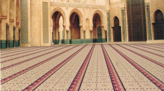 pemasangan karpet masjid dan surau di penang dan kedah