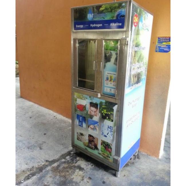 penapis air vneding machine juga berisiko memberikan penyakit kerana tidak diselenggara dengan berkala