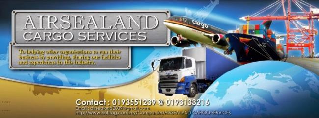 perkhidmatan kargo murah udara dan darat