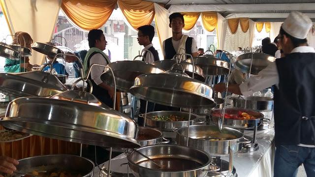 perkhidmatan katering serendah rm5000 di selangor