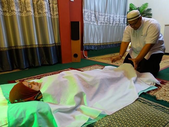 pusat rawatan islam di melaka