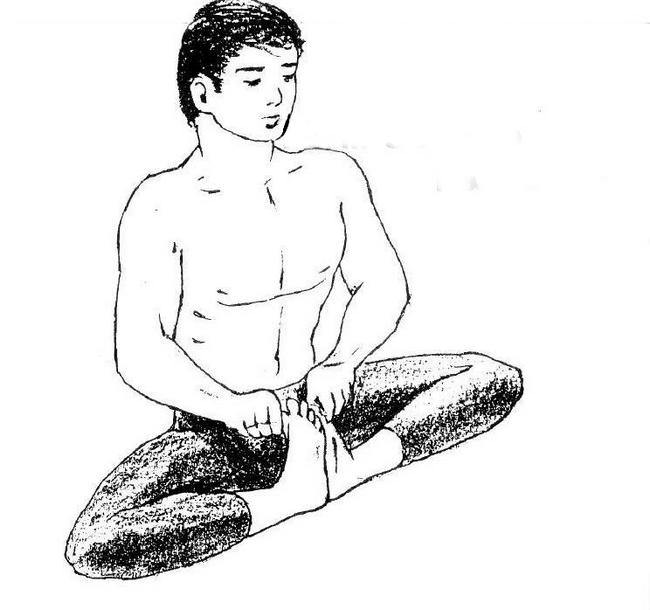 senaman tarik sepadan untuk kuatkan tenaga dalaman lelaki
