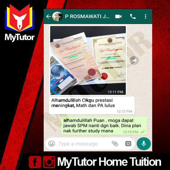 testimoni pelajar mytutor home tuition selangor dan negeri sembilan (1)
